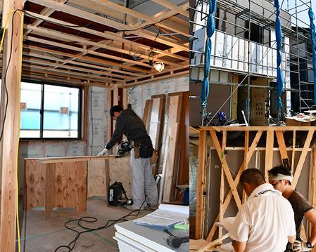 ドリームリビングは明治20年創業の『助川工務店』を母体としています。