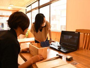 ★リモート DE 木工教室★