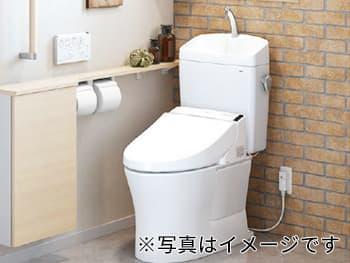 TOTO ピュアレストQR 手洗い付き